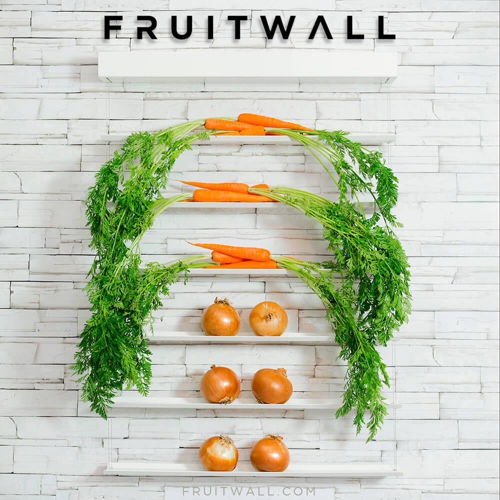 Hamburguesas de lentejas y zanahoria Frutero FRUITWALL