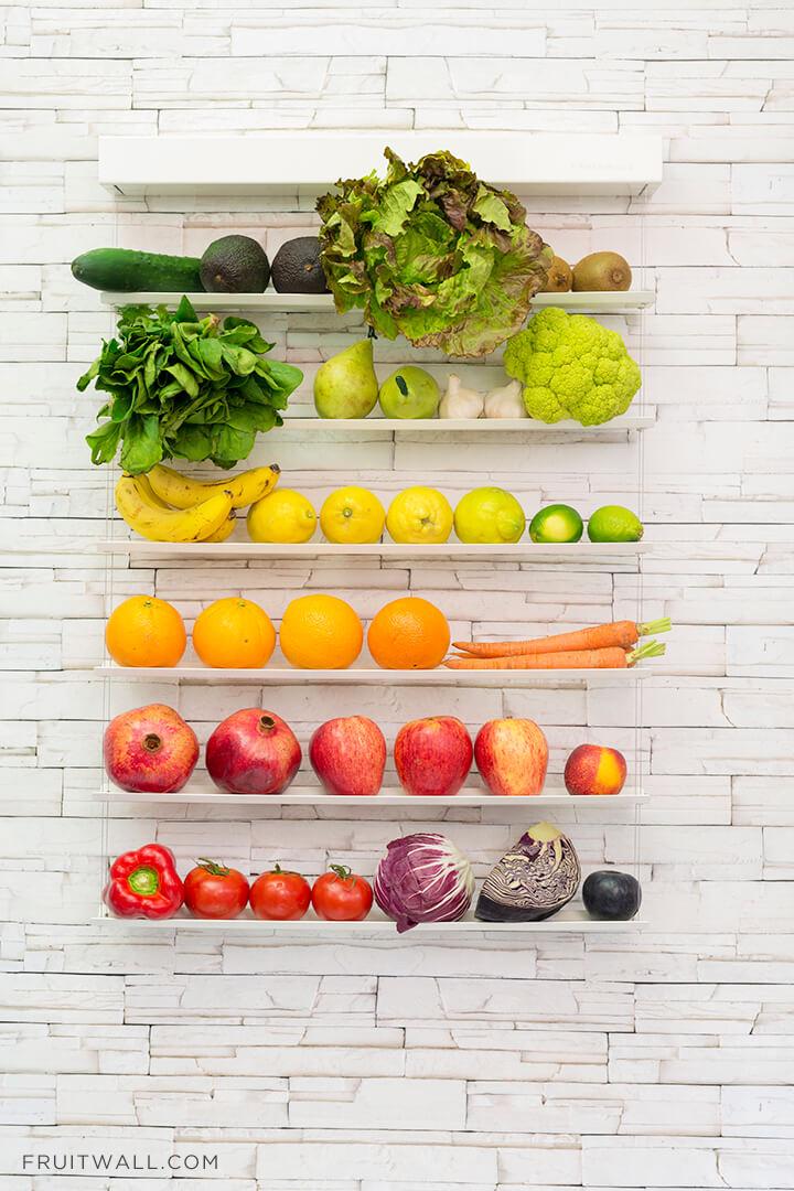 Design fruit bowls FRUITWALL
