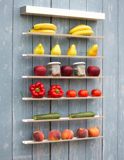 Fruteros de cocina FRUITWALL 0629