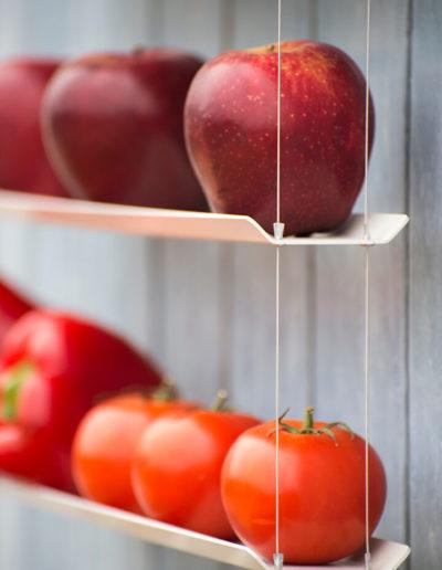 Fruteros de cocina FRUITWALL 0637