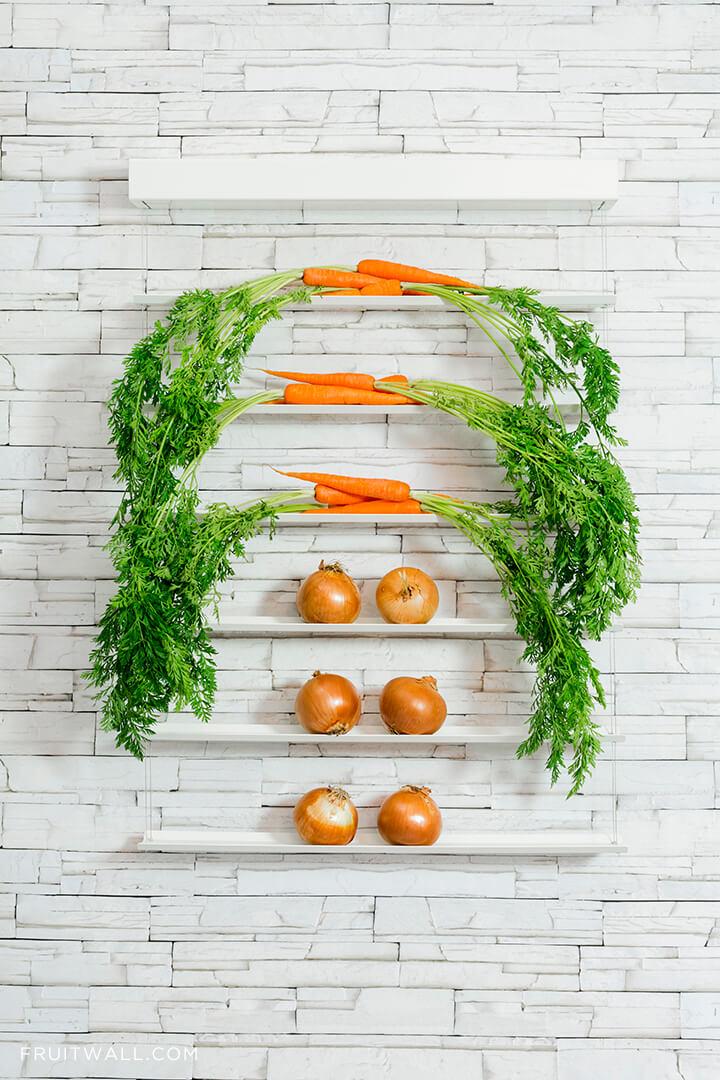 Modern kitchen fruit bowls FRUITWALL