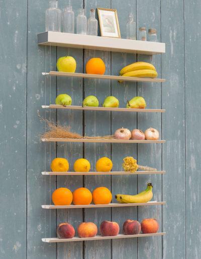 fruteros de cocina modernos FRUITWALL 0609