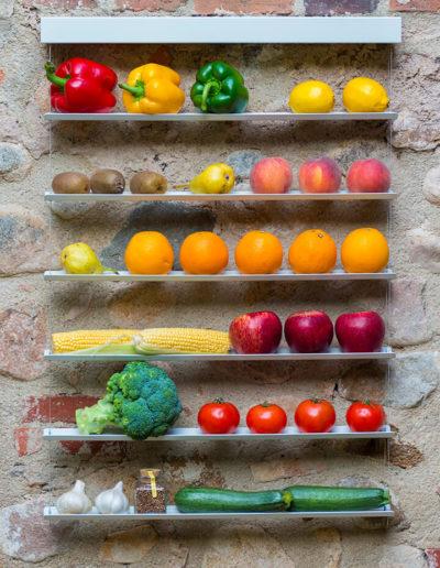 fruteros de cocina modernos FRUITWALL 1158