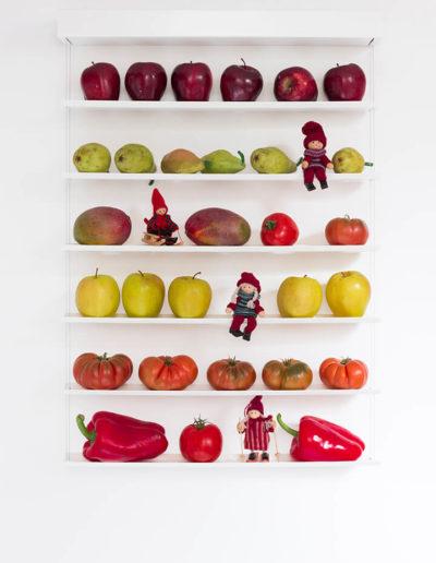 fruteros originales FRUITWALL Navidad 9040